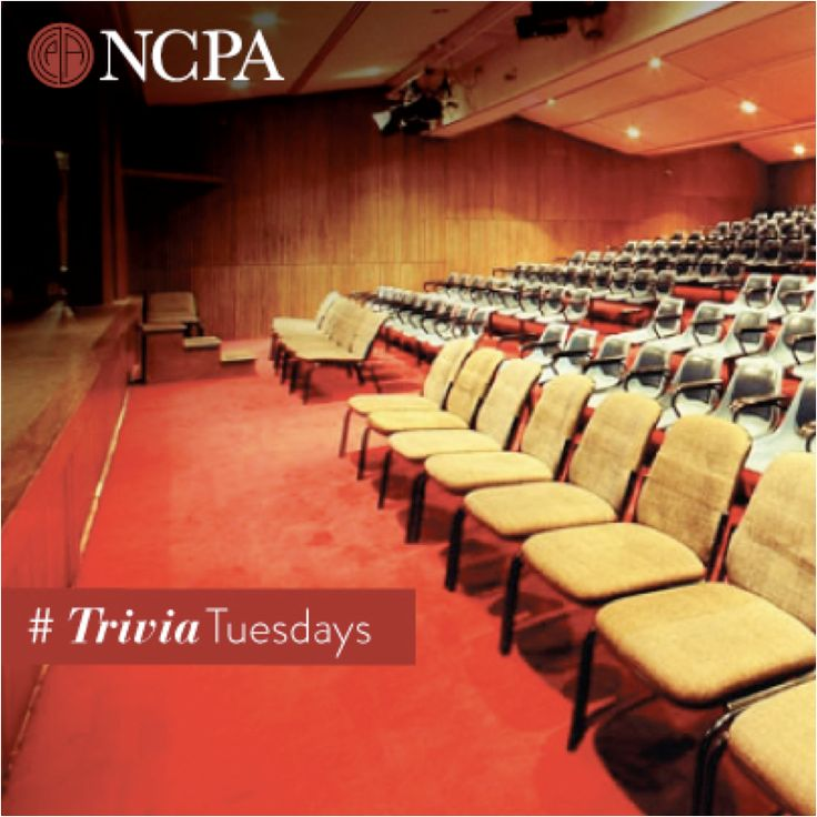 Did you know the Godrej Dance Theatre was inaugurated in 1985 to cater specifically to the needs of dancers? With only 177 seats this theatre allows the audience to appreciate and observe the dance performance up close and personal. #TriviaTuesdays