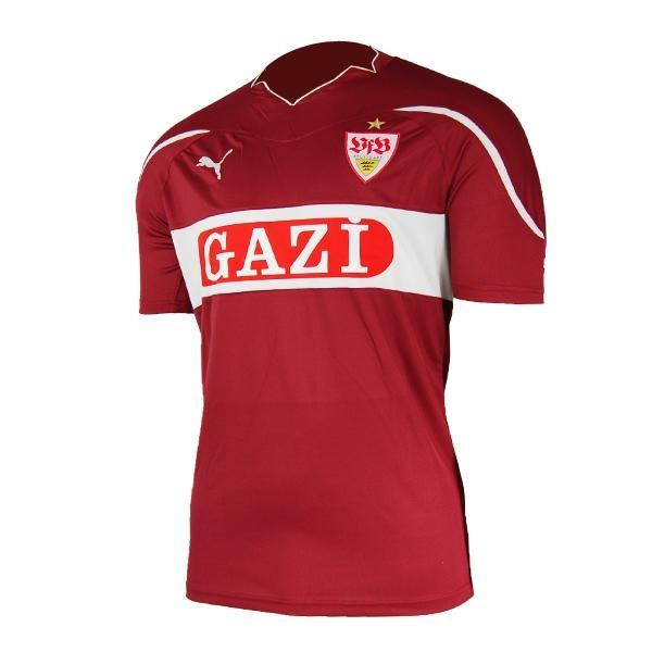 Das Auswärtstrikot  The second T-Shirt 2012