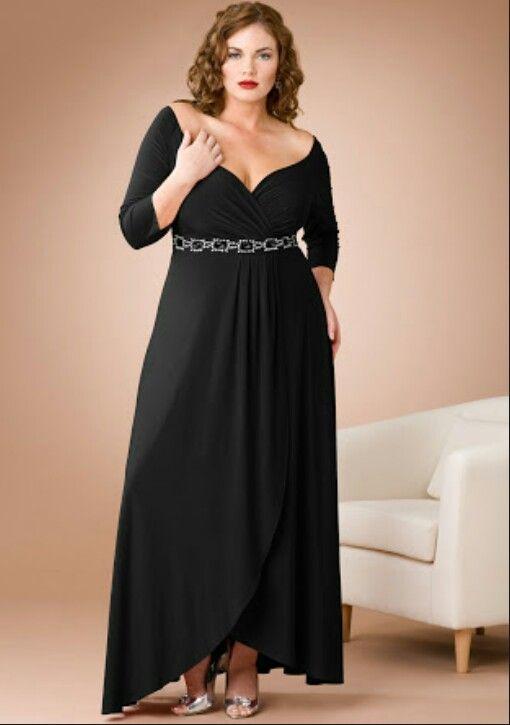 29 besten Plus Size Long Dress Bilder auf Pinterest | Lange kleider ...