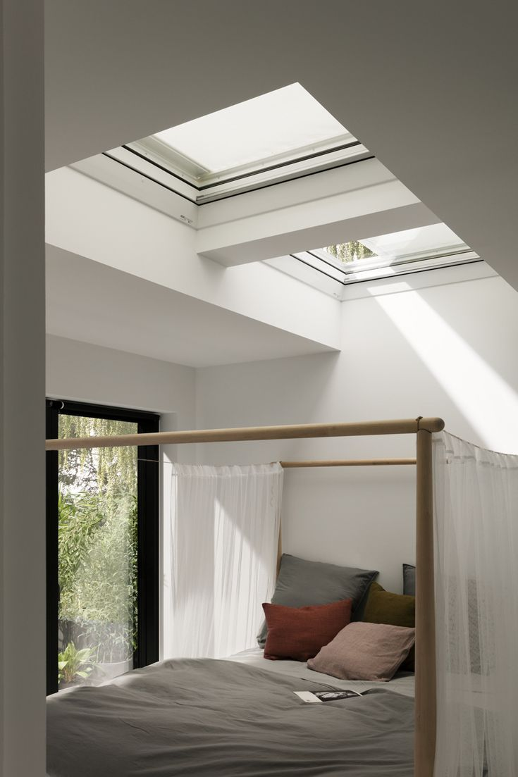 Realise the VELUX potential in your extension. What is the VELUX potential? It's when that extra space transforms into an extra special space that you love spending time in. VELUX roof windows can bring in more daylight, more fresh air and more wow factor to every project. Explore the VELUX potential in your home at http://www.velux.co.uk/products/flat-roof-windows