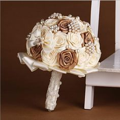 Wedding Bouquet Made In China With Pearls Beading Crystals For Bride And Bridesmaid Luxury Hand Flowers Wedding Flower Bouquet Bridal Bouquet Bouquet De Mariage Online with 57.15/Piece on Dhdrhayz622722's Store | DHgate.com