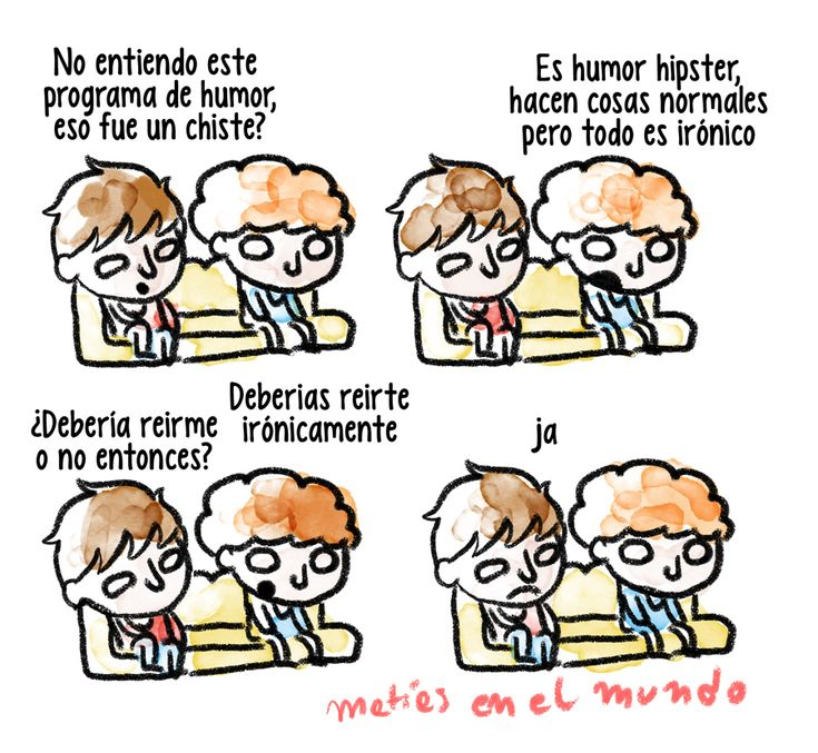 humor hipster