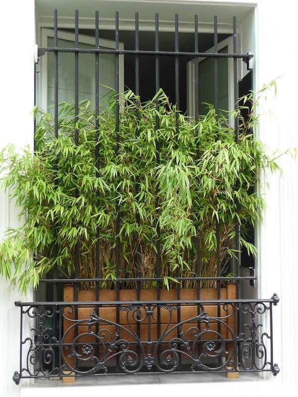 1000 id es sur le th me rideaux de bambou sur pinterest for Cacher vis a vis fenetre