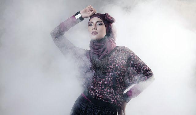 Smokey Hijab