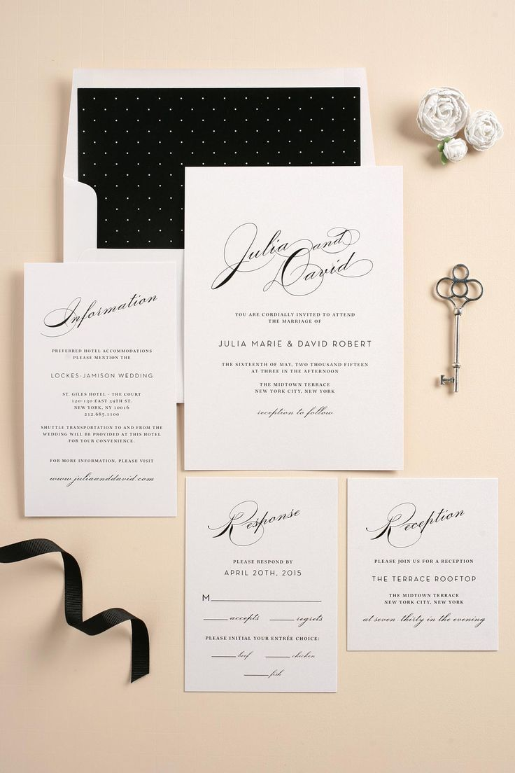 Black and Blush Wedding Invitations | Vintage Glam Stationery Suite by Shine Wedding Invitations | http://www.shineweddinginvitations.com/wedding-invitations/vintage-glam-wedding-invitations