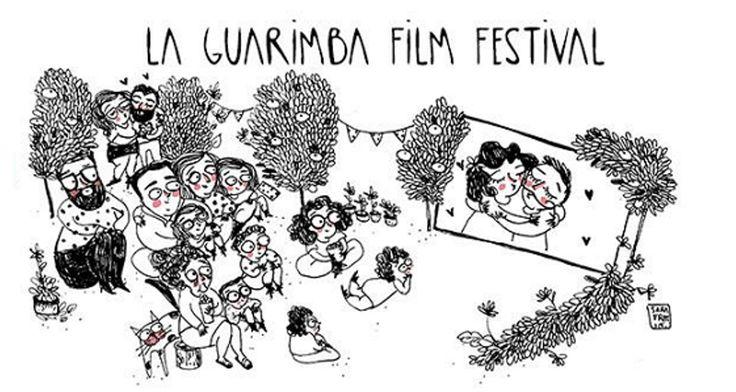 Una delle bellissime illustrazioni realizzate da Sara Fratini per La Guarimba Film Festival di Amantea, Cosenza. Sul #blog VirginiaMcFriend un post in cui vi racconto chi di Sara, Giulio e del loro festival del cinema indipendente a Sud <3