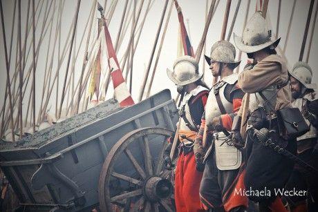 MICHAELA WECKER Photography - Fotoalbum - Vojenská historie - Třicetiletá válka - Slag om Grolle 2012 - SoG_2012_057