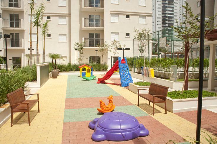 Playground - Empreendimento Pronto http://planoeplano.com.br/imovel/fatto-quality-vila-augusta