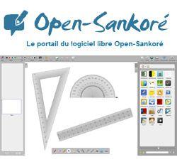 Open-Sankoré, le couteau suisse libre et gratuit du tableau blanc numérique