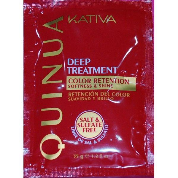 Είναι η πιο αποτελεσματική θεραπεία που διαπερνά και δυναμώνει τα μαλλιά , αυξάνοντας την αντοχή της τρίχας, βοηθώντας τα να διατηρούν το χρώμα τους.  Συσκευασία : 12 Φακελάκια των 35gr.