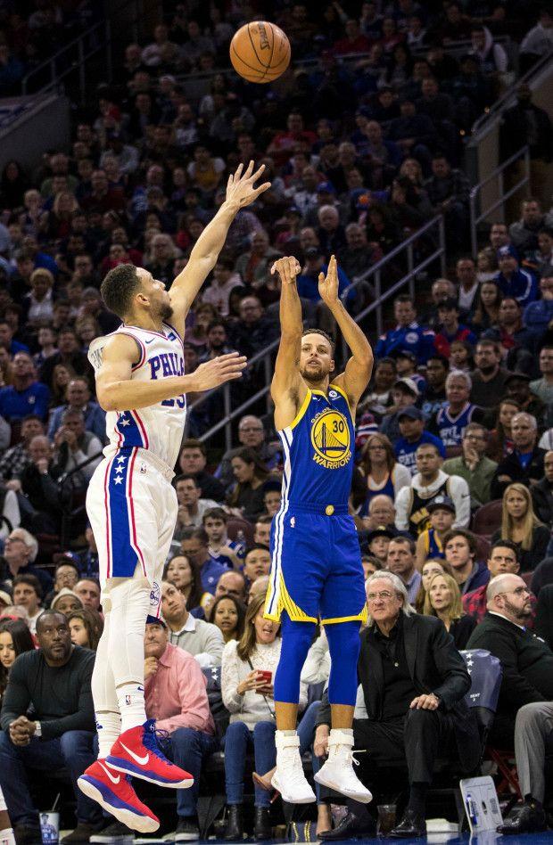 sale retailer 8f57d f0afe Golden State Warriors' Stephen Curry (30) shoots a 3-pointer ...