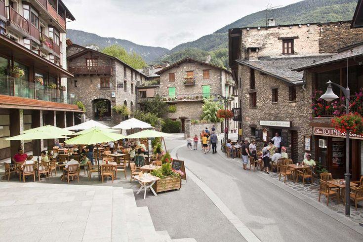 Itinerari cultural per Ordino