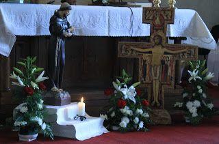 Szilveszter Barát Blogja: Assisi Szent Ferenc ünnepe – Esztelnek - 2016