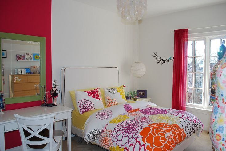 Interior Design Ideas for Bedroom Teenage Girl Ideas