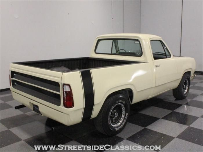1974 Dodge D100 For Sale in Lithia Springs, Georgia | ClassicCars.com (CC-425303)