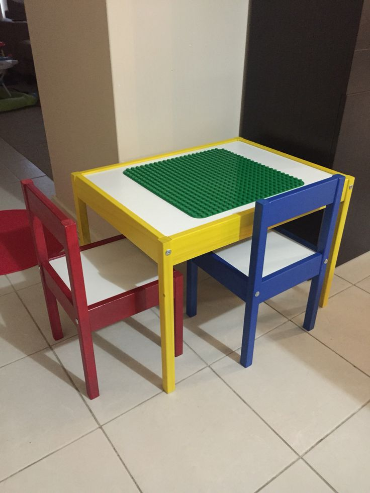 Best 10 lego duplo table ideas on pinterest lego table for Table lego ikea