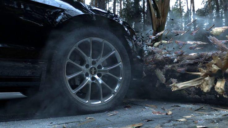 Car crash making of
