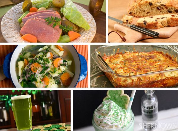 St. Patricks Day food and traditions