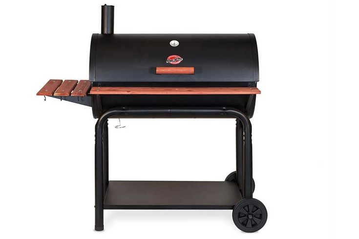 Outlaw 1038 Square Inch Charcoal Grill / Smoker