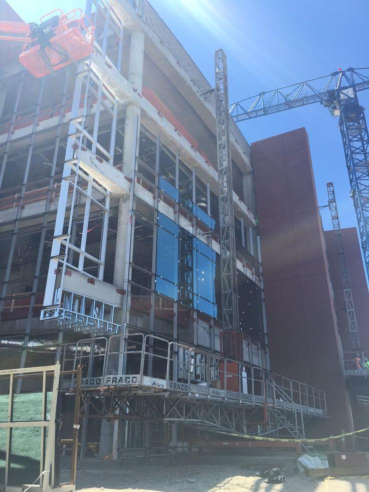Olathe medical center ob nicu tower hmn architects