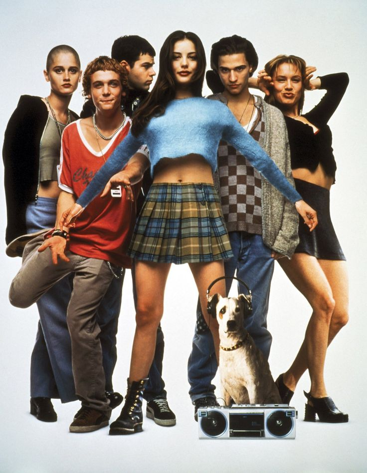 "Empire Records - ""I thought Liv Tyler was the coolest person ever at the time."" —Brooke Ely Danielson, Vogue.com Accessories Editor"