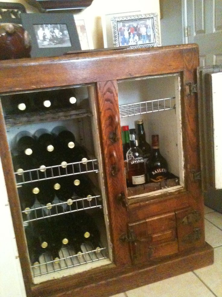 1000+ images about Vintage Ice Box Cocktail and Wine