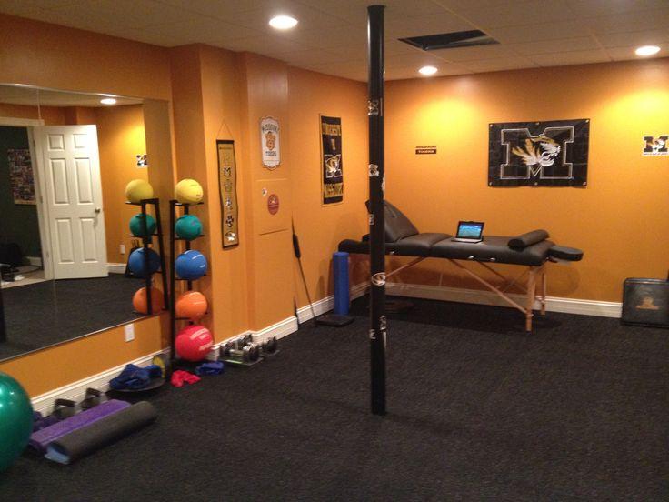 Exercise Room Flooring : Best gym colors images on pinterest basement ideas