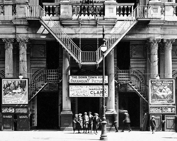 New York City: 1916; 14th Street Theater