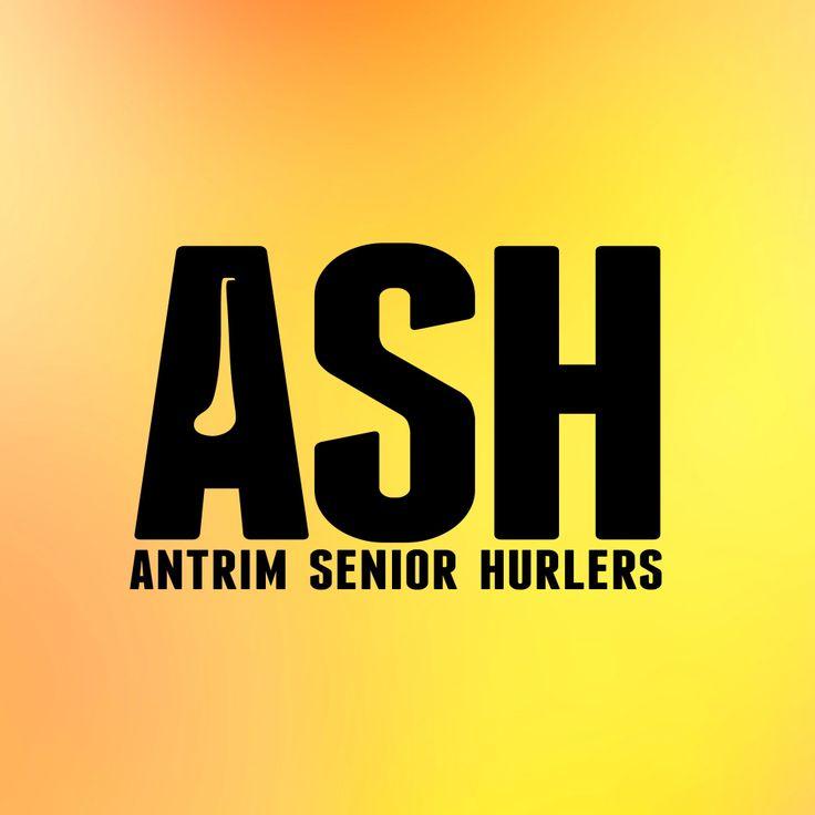 Antrim Senior Hurlers Logo!