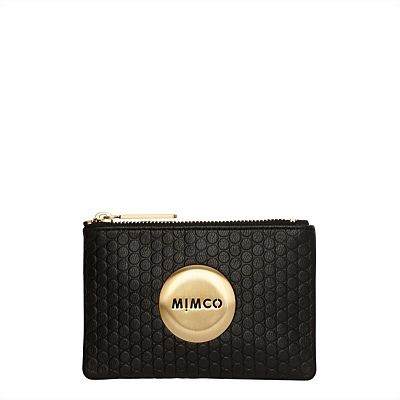 Flashback Mim Pouch. This pouch fits in all the necessary items for a great night out - phone, money and lipgloss! #mimcomuse