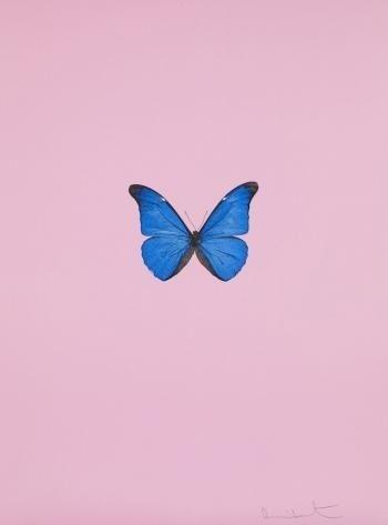 Damien Hirst 'Untitled 05 (New Beginnings)' 2011