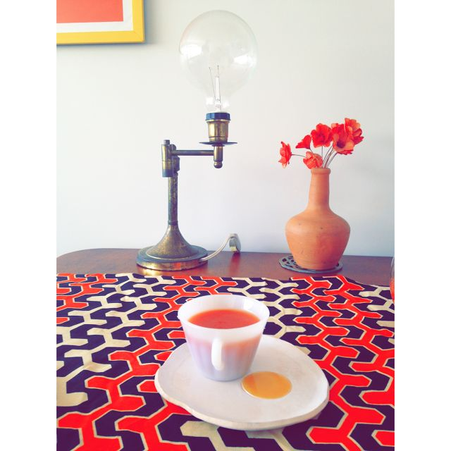 RECEITA THERMOMIX: Gazpacho (receita do blog Dadivosa)