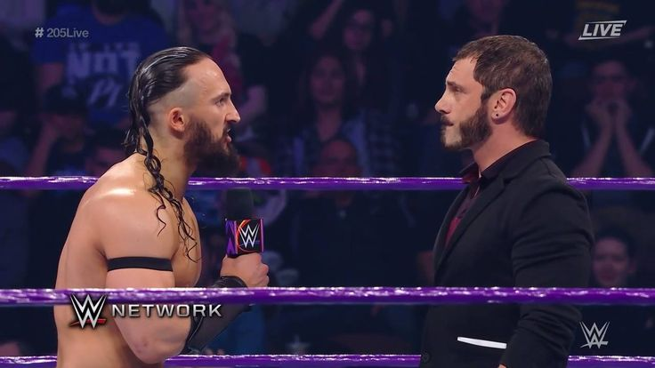 You can cut the tension with a knife, as Neville and Austin Aries engage in a war of words on WWE Network's WWE 205 Live!