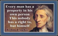Age of Enlightenment: John Locke, Philosopher and physician that believed that people could learn from their mistakes.