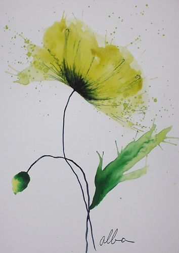 17 Best ideas about Watercolor Artwork on Pinterest | Family tree ...