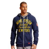 Men's Roots Of Fight Mike Tyson Kid Dynamite Hoodie