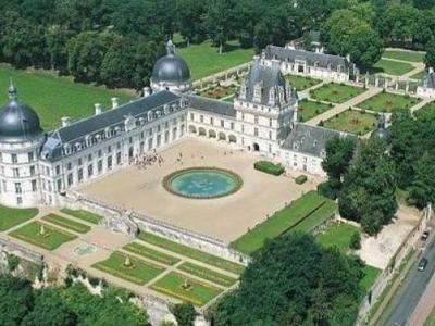 Chateau valencay guide touristique de l indre centre val de loire