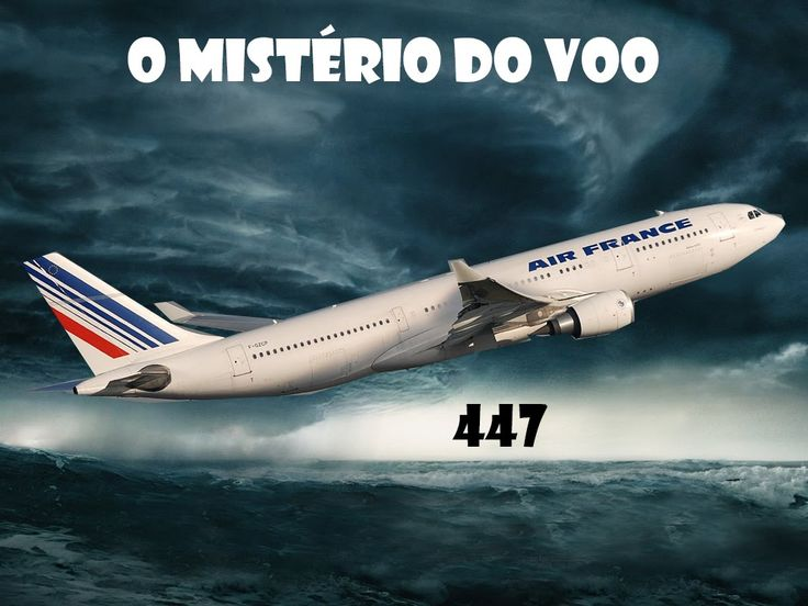 Discovery Channel-Catástrofes aéreas: O Mistério Do Voo 447