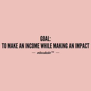 Instagram photo by bossbabe.inc - Your business should improve lives. Join the #Bossbabe Netwerk™ (Click The Link In Our Profile Now! )