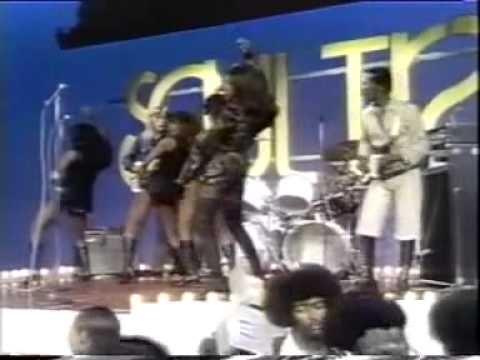"Soul Train 1970 - Ike & Tina Turner, 1970, ""Proud Mary"".  Soul, indeed. . ."
