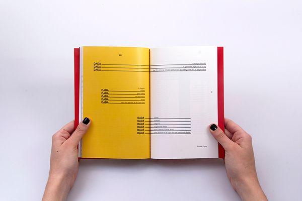 Six Dada Manifestos on Behance by George Tsavalos