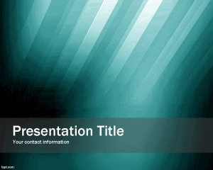 This green impaction PowerPoint template is a free background for PPT to be used in technology PowerPoint presentations but also in other presentations