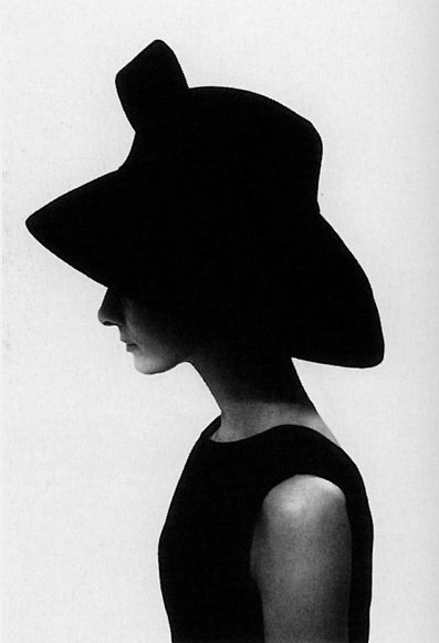 Audrey in Givenchy.