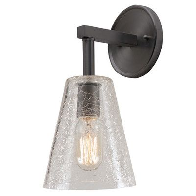found it at wayfair grand central 1 light wall sconce