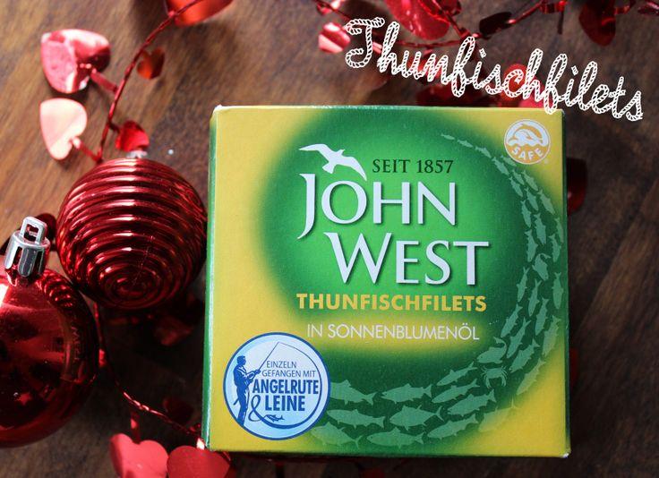 John West Thunfischfilets in Sonnenblumenöl  John West ermöglicht Thunfischgenuss mit gutem Gewissen – und zwar für jeden Geschmack und jedes Gericht.