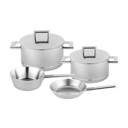 Horne 6pc Cookware Set John Pawson for Demeyere. #want
