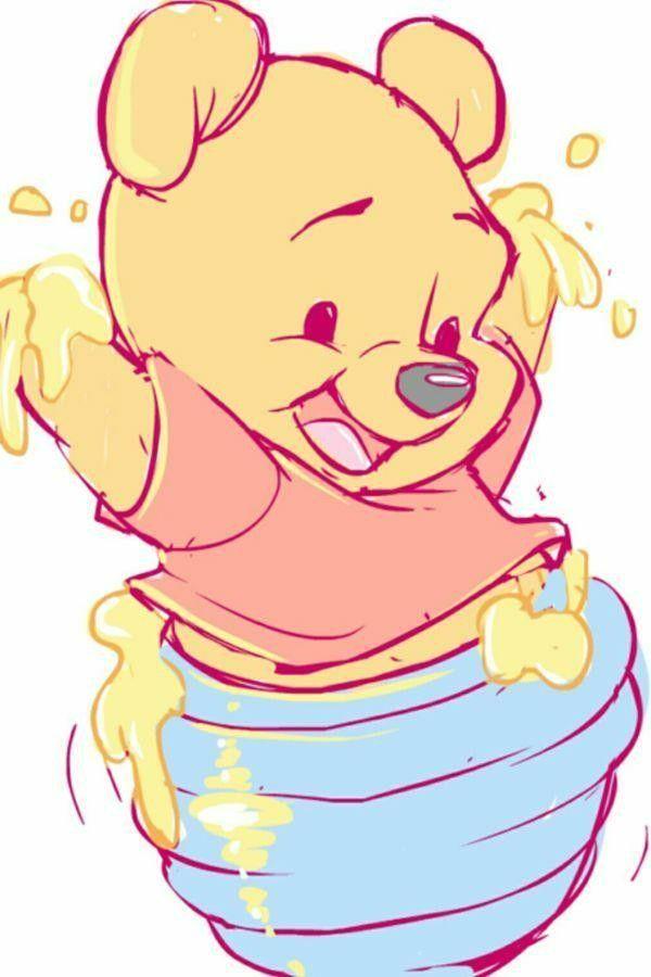 Winnie The Pooh Fan Art Disney Fanart Disneyfanart Winnie The