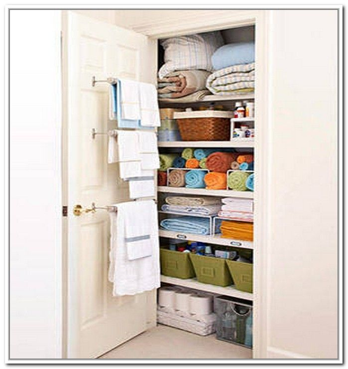 14 Best Bathroom Closet Ideas Images On Pinterest Bathroom Bathrooms And Organization Ideas