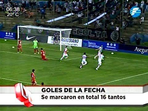 Mirá todos los goles de la fecha 10 del Clausura 14/03/16