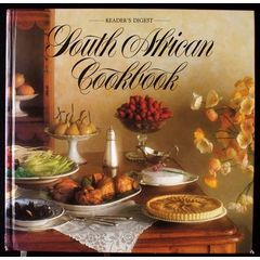 Reader's Digest SOUTH AFRICAN COOKBOOK - Large format 400 pages for R45.00